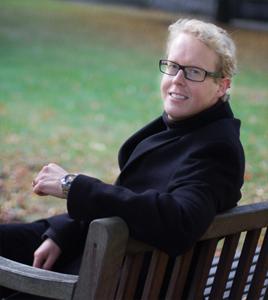 Bild på författaren Jonas Moström, Foto:Ulla Montan